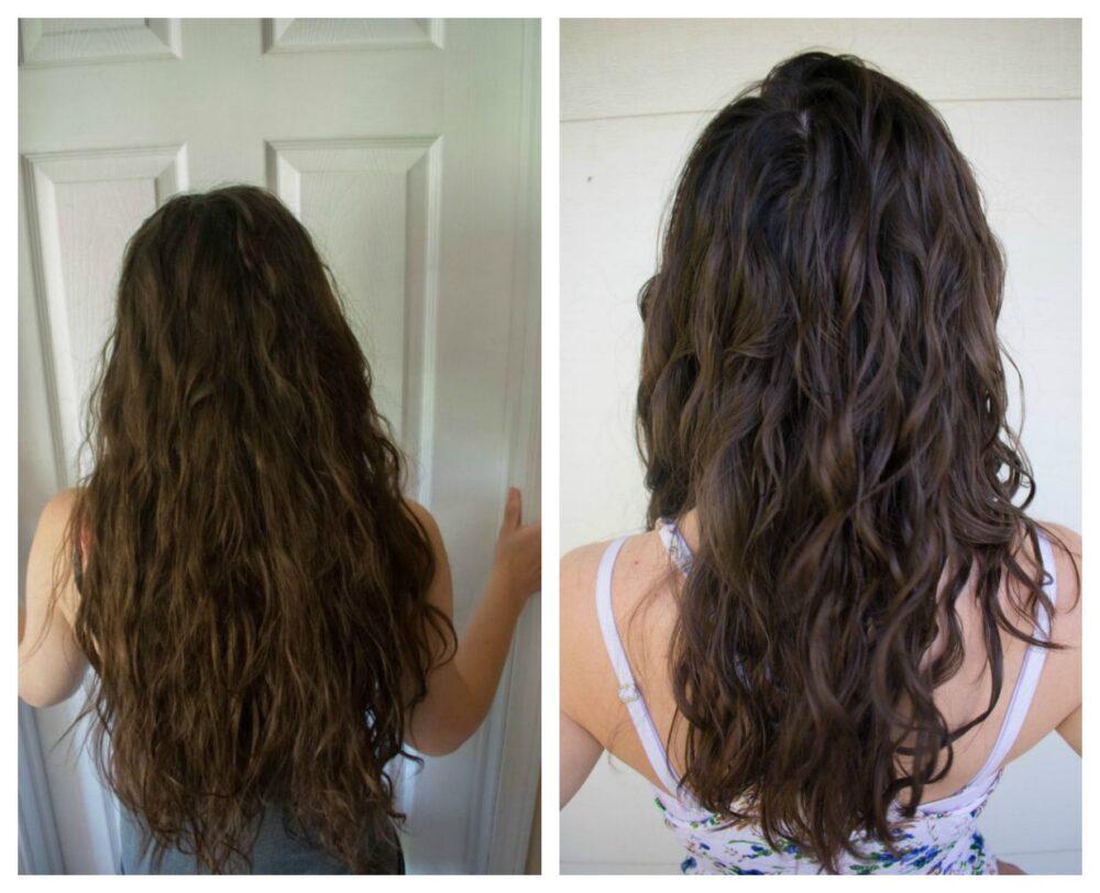 hair gets curlier after hair cut