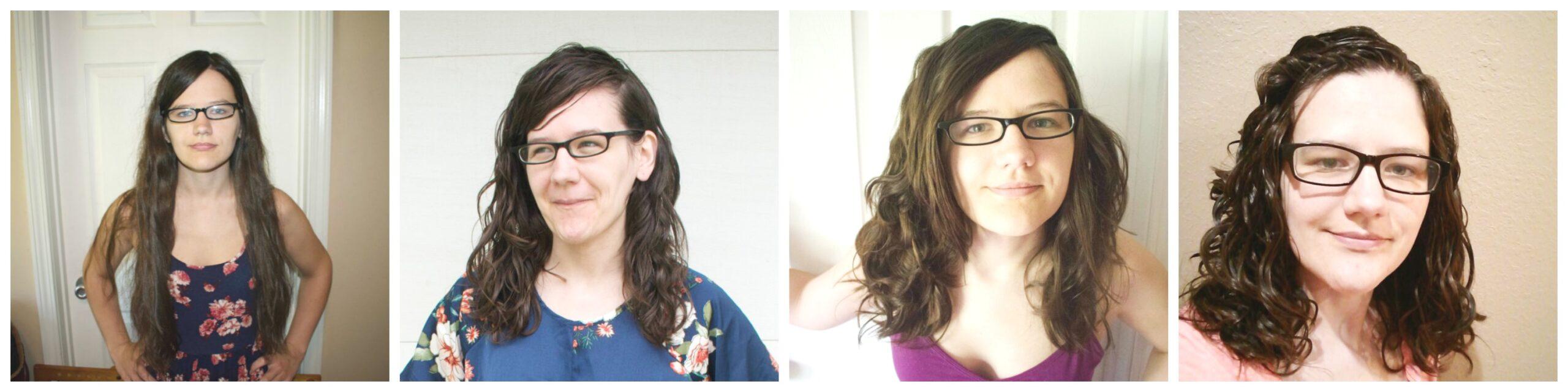 naturally wavy hair journey
