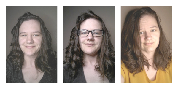 Aussie miracle curls mousse results