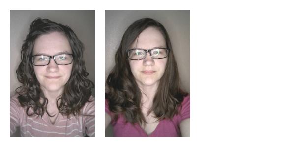 Garnier curl construct mousse results