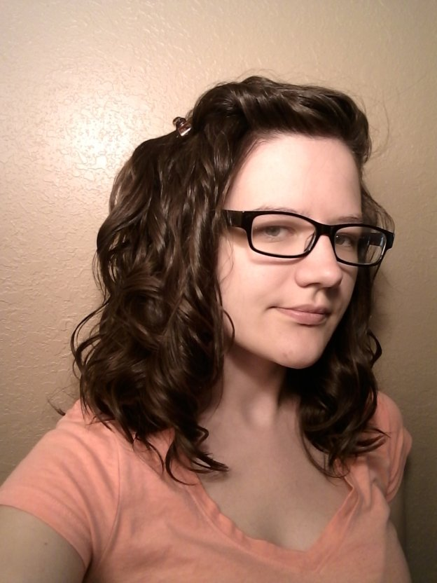 how to microplop naturally wavy hair