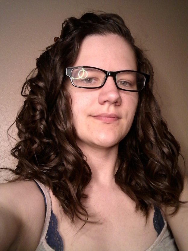 modifications to curly girl method for waves