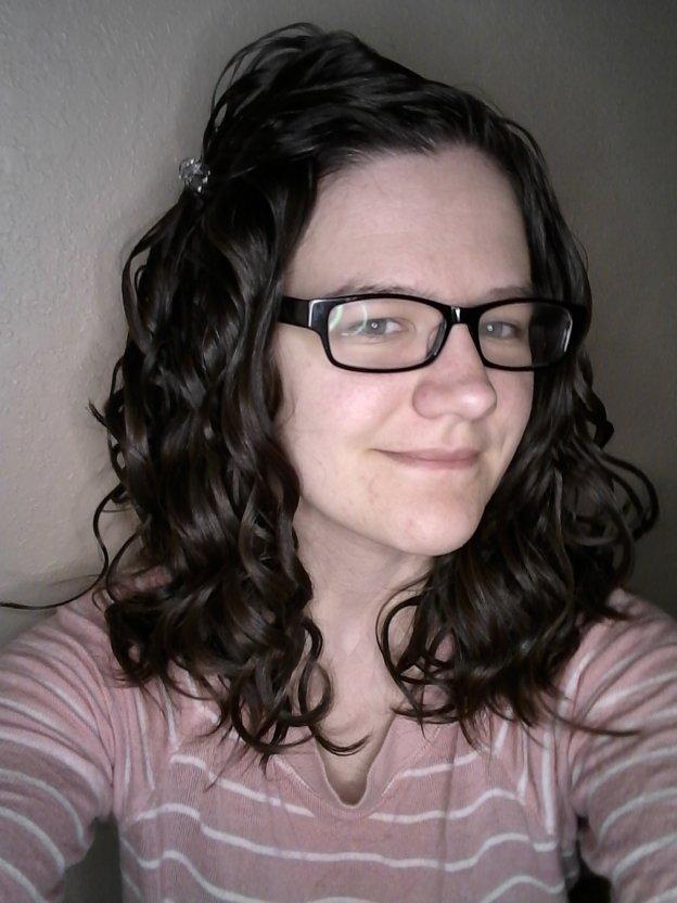 heavy wavy hair