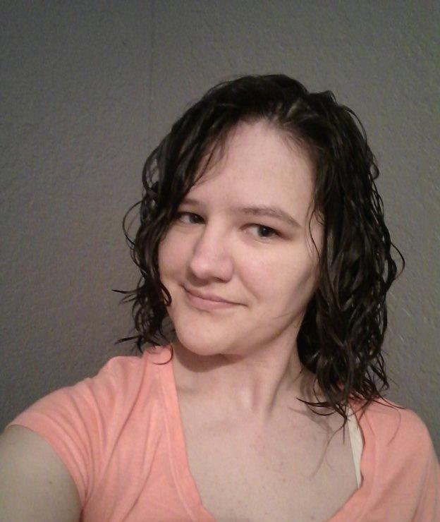 wavy hair starter routine