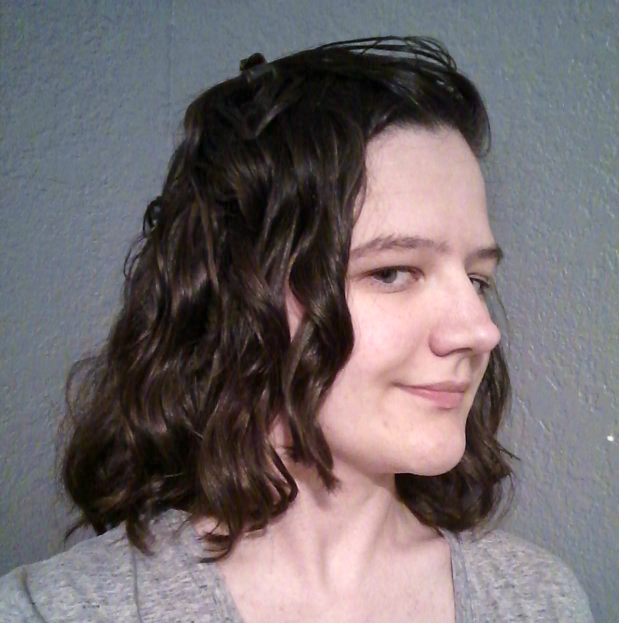 Products for wavy hair that is easily weighed down