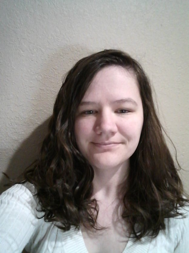 wavy hair without definition