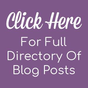 Wavy Hair Care blog post directory