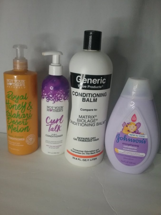 Curly girl approved conditioners for wavy hair