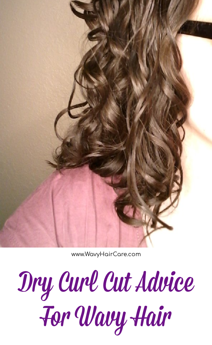 Dry curl cut advice for wavy hair. I got a devacut that I regret. So, here is my advice for how to avoid getting a cut you dislike!