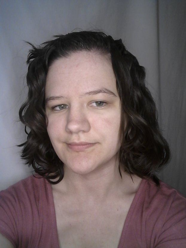 curly girl method beginner routine easy